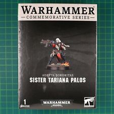 Adepta Sororitas Sister Tariana Palos Games workshop Warhammer 40.000 Limited