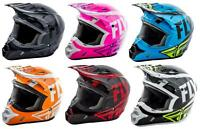 2019 Fly Racing Kinetic Burnish Helmet - Motocross ATV UTV Off Road Dirt Bike
