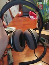 Turtle Beach MW3 EarForce CHARLIE Black/Gray Headband Headsets used xbox 360