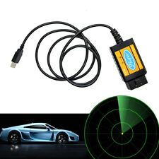 OBD2 USB Auto Car Diagnostic Fault Scanner Code Reader Cable For Ford Focus OBD2