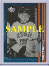 1999-00 UPPER DECK GRETZKY EXCLUSIVES - Choose