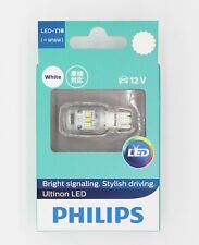 PHILIPS 11067ULW T15 T16 LED 12V W16W white 6000K 921 12067 Bright signaling
