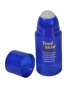Tend Skin Refillable Roll On Razor Bump Ingrown Hair Treatment Solution 75ml