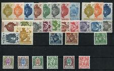 Liechtenstein Lot ab 1920-1924 **, Inhalt siehe Scan