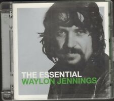 WAYLON JENNINGS The Essential 2 CD 42 track 2011