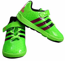 """adidas """"FB ACE infant"""" Kinder Jungen Sport Freizeit Schuhe Sneaker grün Gr. 23"""
