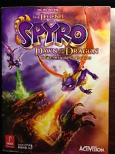 Legend of Spyro:Dawn of the Dragon-Prima Official Game Guide 360, WII. PS3, PS2