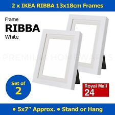 IKEA Ribba 13x18cm White Photo/picture Frame - in Wrapping
