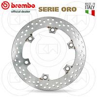 BREMBO SERIE ORO 68B407A6 DISCO FRENO ANTERIORE FISSO HONDA SH300 i ANNO 2012