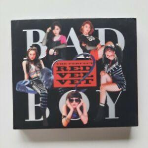 Red Velvet - Album: The Perfect Red Velvet Bad Boy 2nd Repackage KPOP