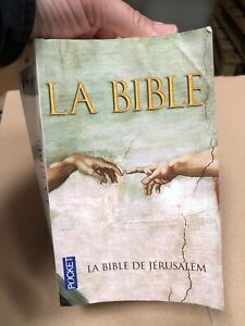 LA BIBLE DE JERUSALEM - Livre Edition Pocket