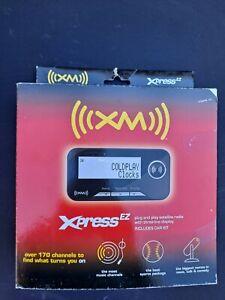 Sirius XM Radio Xpress EZ Radio Receiver Kit - Open Box