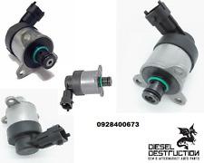 NEW 06-2010 GM Duramax LBZ-LMM Diesel Fuel Pressure Regulator MPROP 0928400673