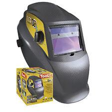 VISIERA PER SALDATURA MASCHERA ELMETTO LCD Carrozzeria officina 040878 GYS