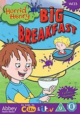 Horrid Henry - Big Breakfast [DVD][Region 2]