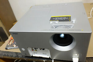 EPSON MovieMate 30s Sound by JVC Home Theater 3LCD Projector EMP-TWD3 NICE