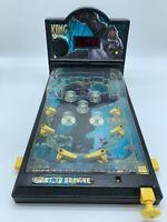 Vintage Tabletop Electronic King Kong Pinball Machine RadioShack Light Up Sounds