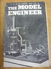 05/04/1951 revista el ingeniero Modelo: Vol. 104 no 2602 (arrugada)