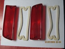 1964 Chevy Chevelle Tail Light Lens + Gaskets New Reproduction