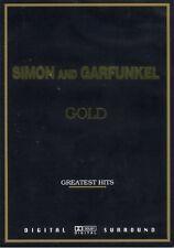 Simon and Garfunkel - GOLD Greatest Hits DVD (New & Sealed)