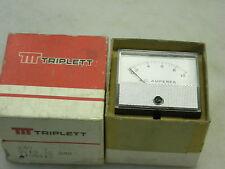 Triplett Model 230G 0-10 AC Ampmeter