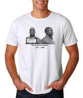 Tupac Shakur Mug Shot T-Shirt