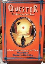 Quester Tarot Deck & Book - The Journey of the Brave - Beattie 1999 Hardcover