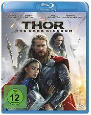 THOR: THE DARK KINGDOM (Chris Hemsworth, Natalie Portman) Blu-ray Disc NEU+OVP