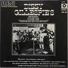 """33 T.DIZZY GILLESPIE'S """"WHEN BE-BOP MET THE BIG BAND"""" (1947-1949) - Compil 1973"""