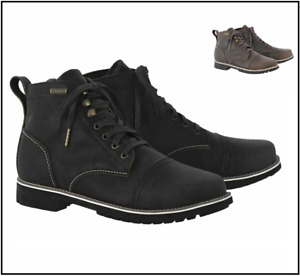 Oxford Digby Stylish & Versatile Motorcycle Motorbike Leather Short Boots