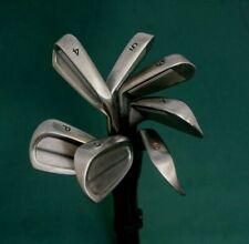 Set of 7 x Vega Prototype Irons 4-PW Stiff Steel Shafts Golf Pride Grips