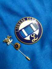 Lions Club - Vintage Lioness Member items