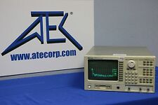 Agilent / HP 35665A Dynamic Signal Analyzer w/ Opts. 1C1, 1C2, 1D4