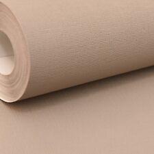Rasch Plain Mid Grey Neutral Textured Luxury Vinyl Wallpaper 721928 No Pattern