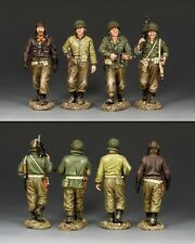 "King and Country ""gang de Héros"" D DAY WW2 DD239"