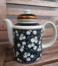 Arabia TAIKA  Kaffeekanne  Design Inkeri Seppälä  70er Jahre