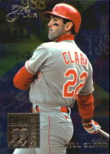 1994 Flair Hot Numbers #3 Will Clark