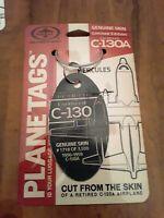 Lockheed C-130 Hercules Aircraft SkinPlane Tag - Free Shipping