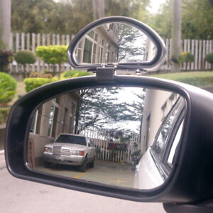1* Universal Car Vehicle Side Blindspot Blind Spot Mirror Wide Angle View Safety