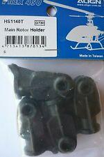 Align T-Rex 450 Main Rotor Holder (2 prs) HS1140T