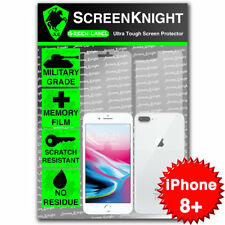 "Screenknight Apple iPhone 8 più 5.5"" corpo pieno Screen Protector SCUDO MILITARE"