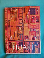 Huari (Culturas Precolombinas) Rare Book Peruvian PreColumbian Art Wari