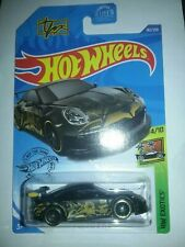 2020 hot wheels exotics black porche 911 gt3 rs