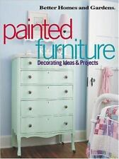 Painted Furniture Decorating Ideas & Projects-ExLibrary