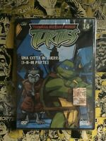 Teenage mutant ninja turtles volume 14 DVD NUOVO E SIGILLATO
