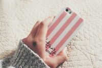 Pink Victorias Secret Phone Case For iPhone 6/6 Plus,iPhone 5/5S, iPhone 7/7Plus