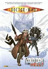 DOCTOR WHO COLD DAY IN HELL 7th DOCTOR TPB SOFTCOVER VF / NM  #snov15-401