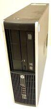HP Compaq 6300 Pro SFF Core i5 3570 3.4GHz 500GB HDD 4GB RAM Win 7 Pro