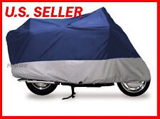 FREE SHIPPING Motorcycle Cover Kawasaki Concours  c2233n1