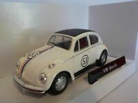 Vw, Beetle, Herbie, Model Car. Cararama 1/43